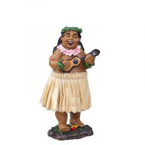 Hula doll - mini Local Boy with Ukulele