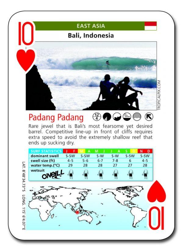 Stormrider Guide jeux de cartes