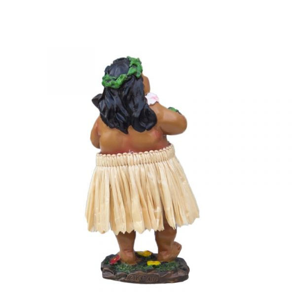 Hula doll - mini Local Boy with Ukulele
