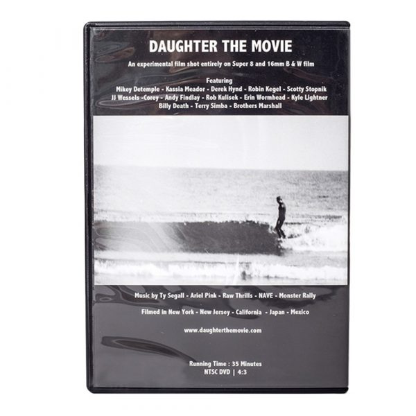 Daughter- DVD
