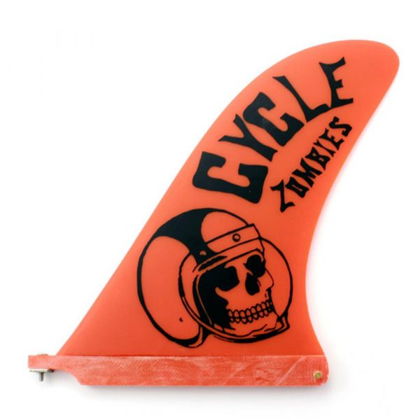 Cycle Zombies Crash Helmet 10'' - captain fin co
